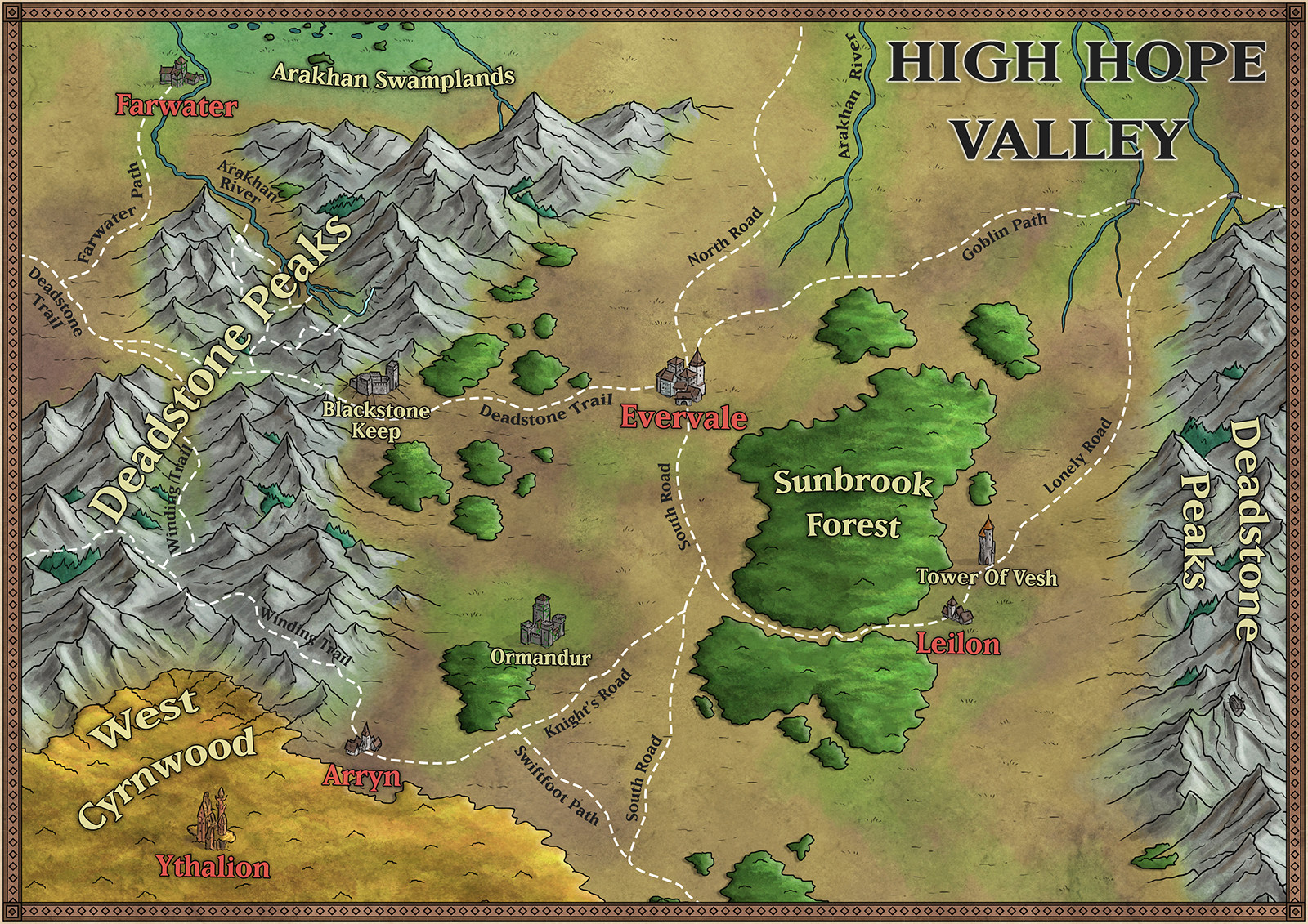 Robert altbauer high hope valley with names v1