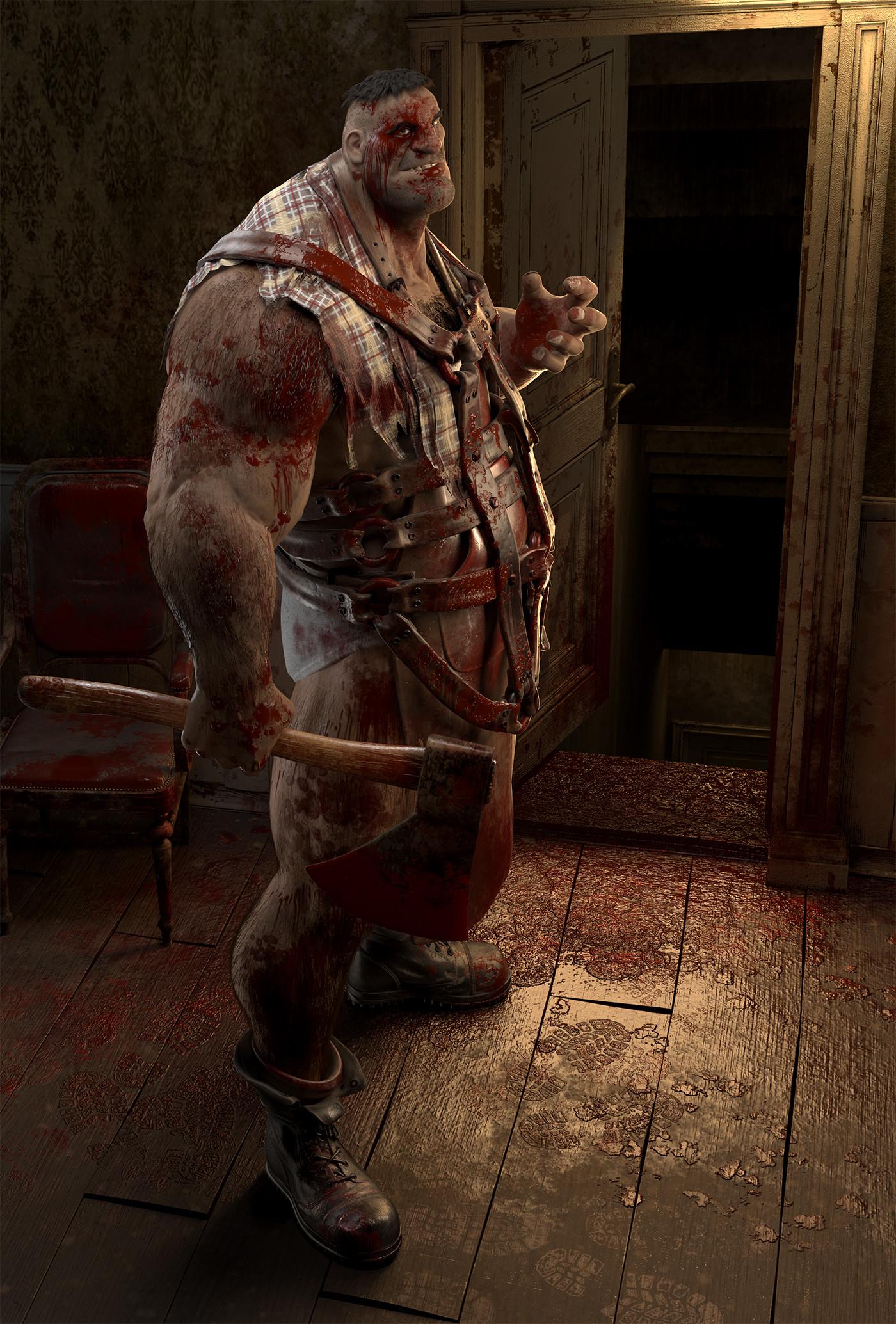 Arthur torres melero butcher