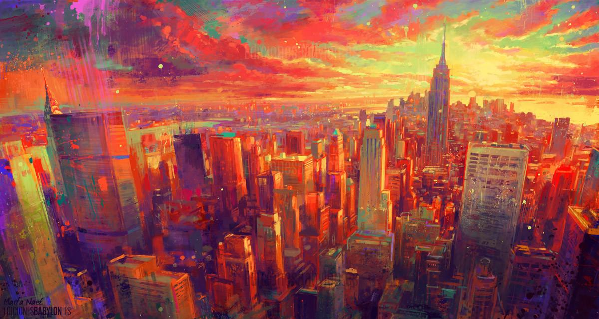 Marta nael new york