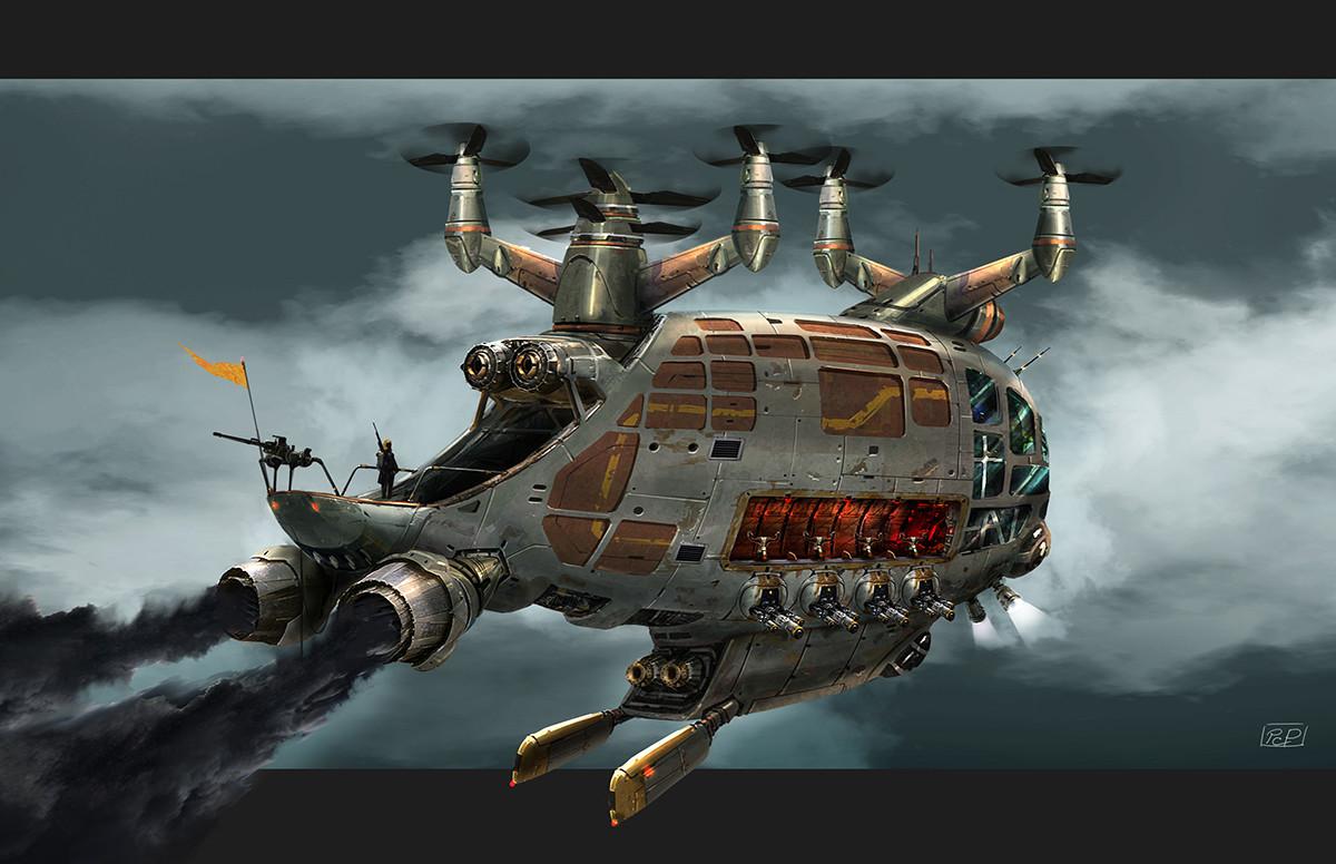 Pat presley vr airship final01a