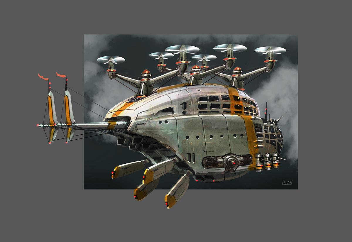 Pat presley vr airship sketches01a