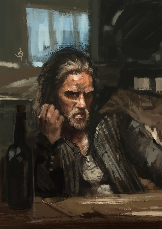 Murat gul sketch 17 by muratgul