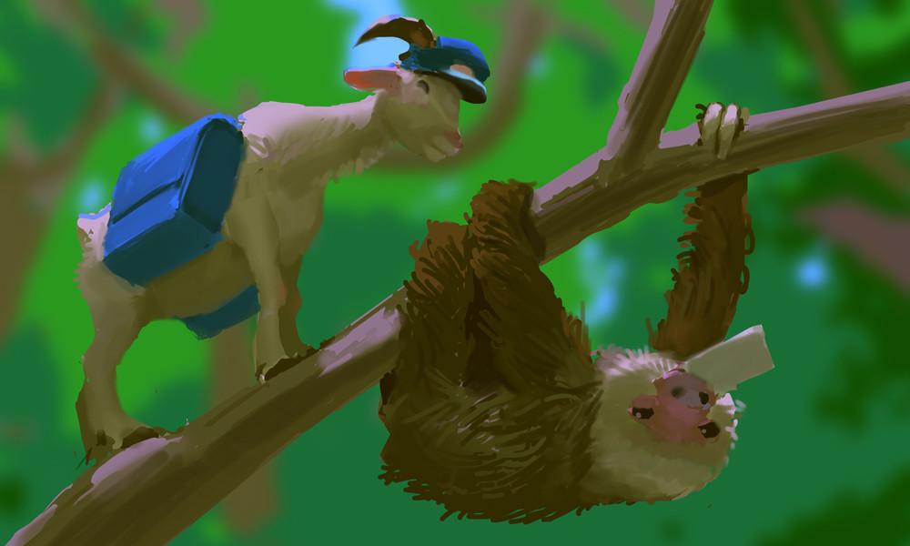 Devin platts sloth