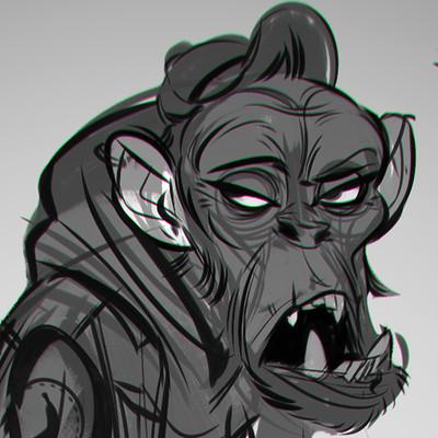 Dusko bjeljac monkey ozz
