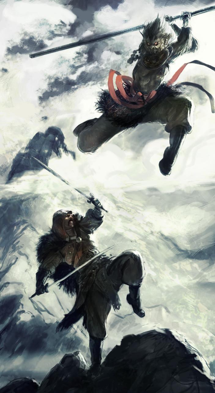 Ubisoft Concept Art