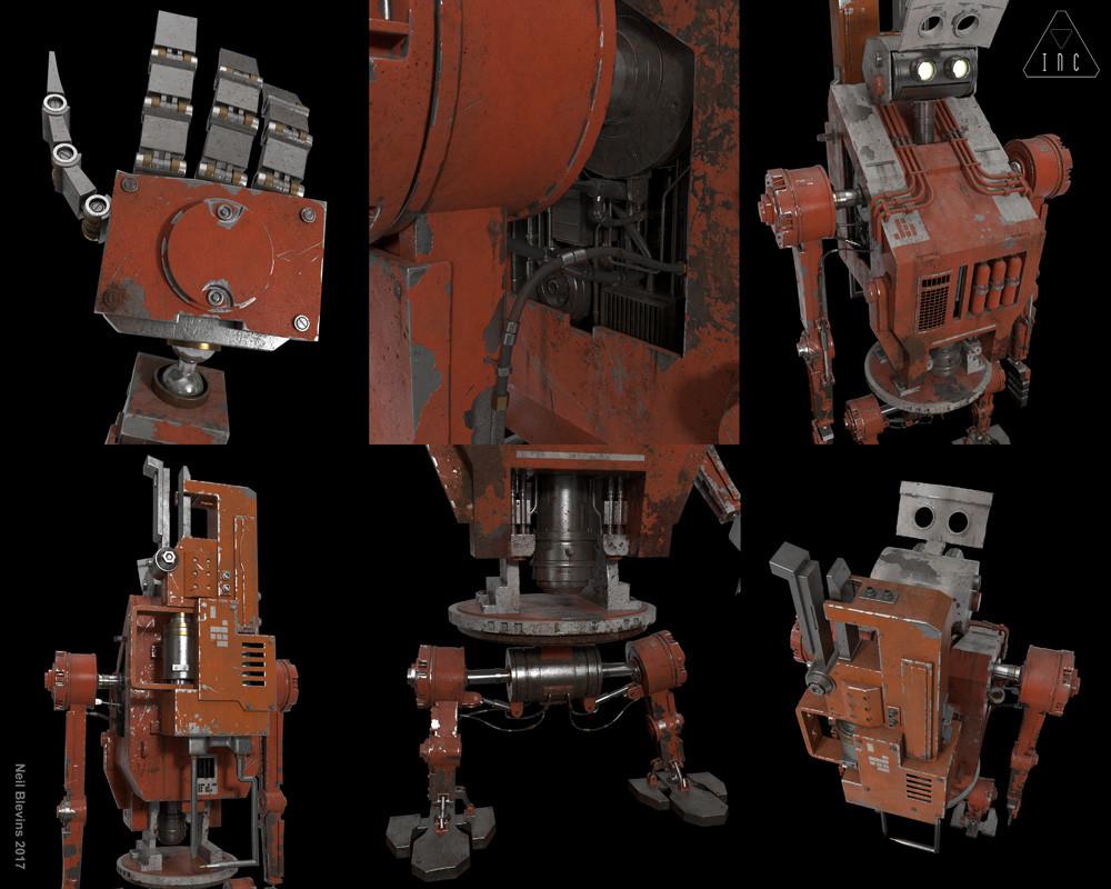 Neil blevins inc the robot 14 textured details2