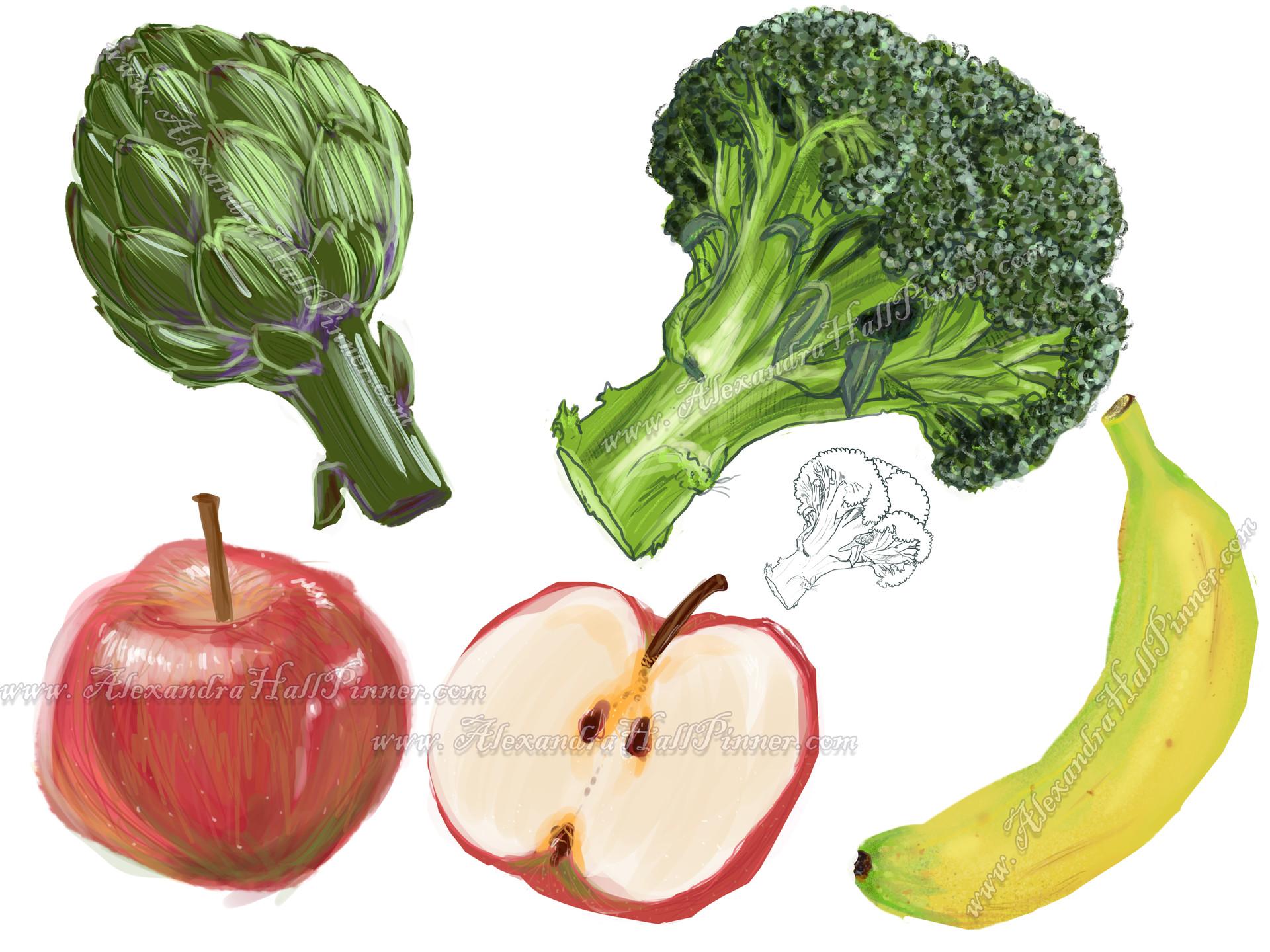 Alexandra hall pinner foods