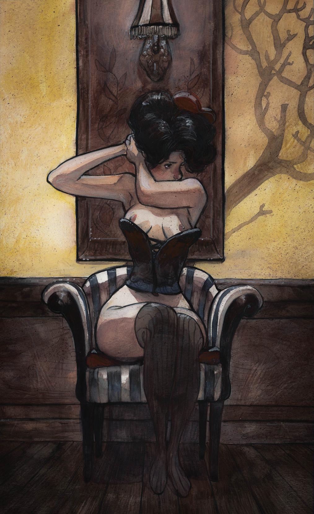 Tribute to Egon Schiele