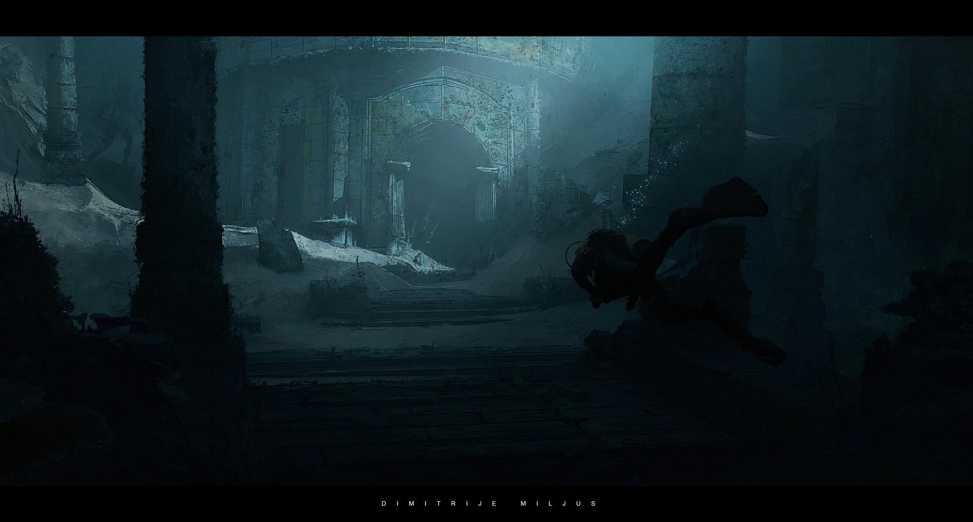 Dimitrije miljus ruins1
