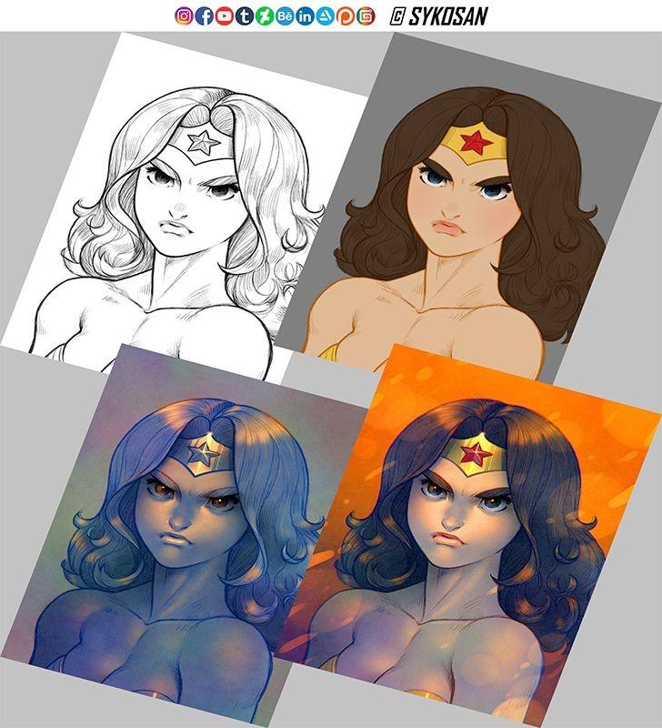 Syko san collage 1