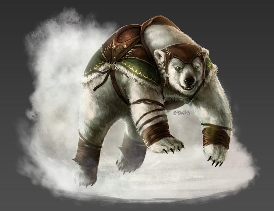 Tanyaporn sangsnit bloodinthesnow bear lores
