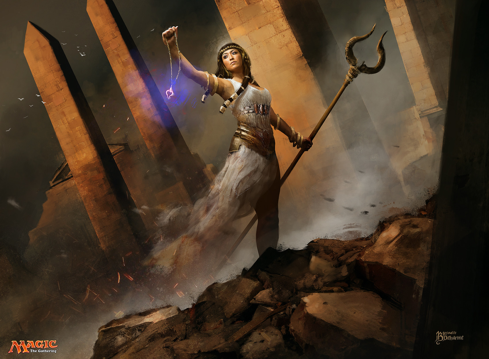 Bastien lecouffe deharme god pharaohs faithful web