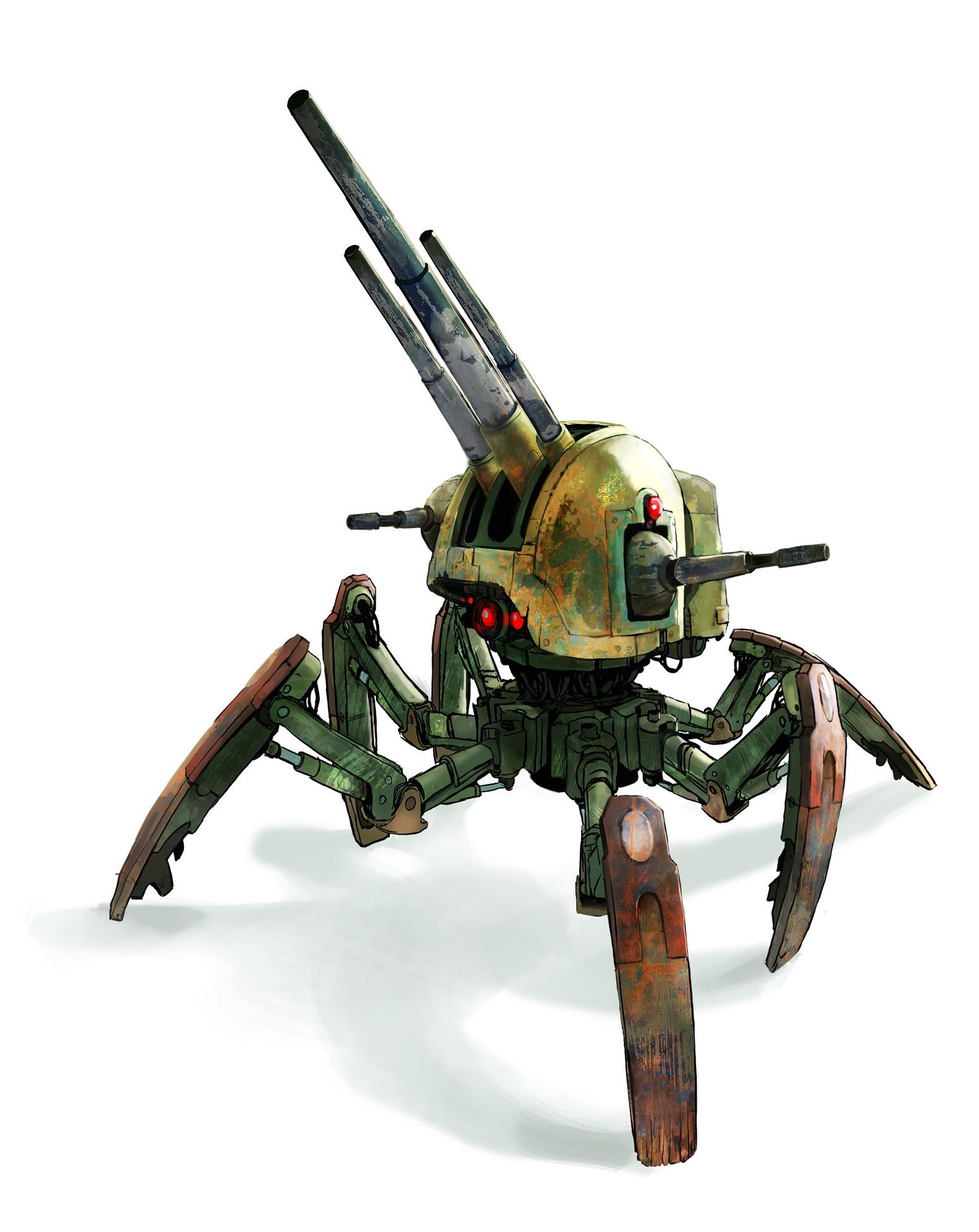Yannick corboz elb robot