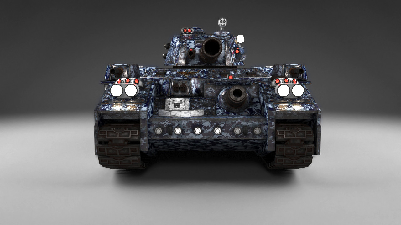 Bane Blade Tank _ WH40K