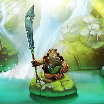 Guilherme freitas turtlemaster 2