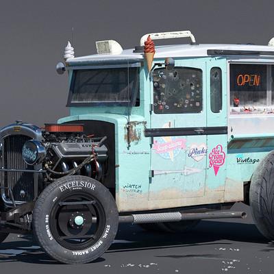 James o brien vadim ignatiev 02 ice cream dragster