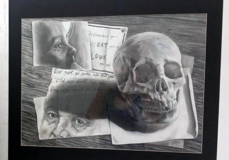 Julian vidales skull