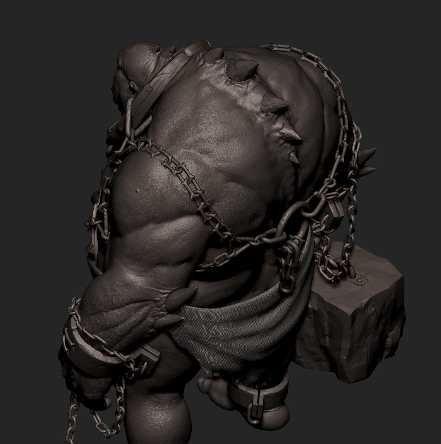 Andrey gritsuk sculpt 4