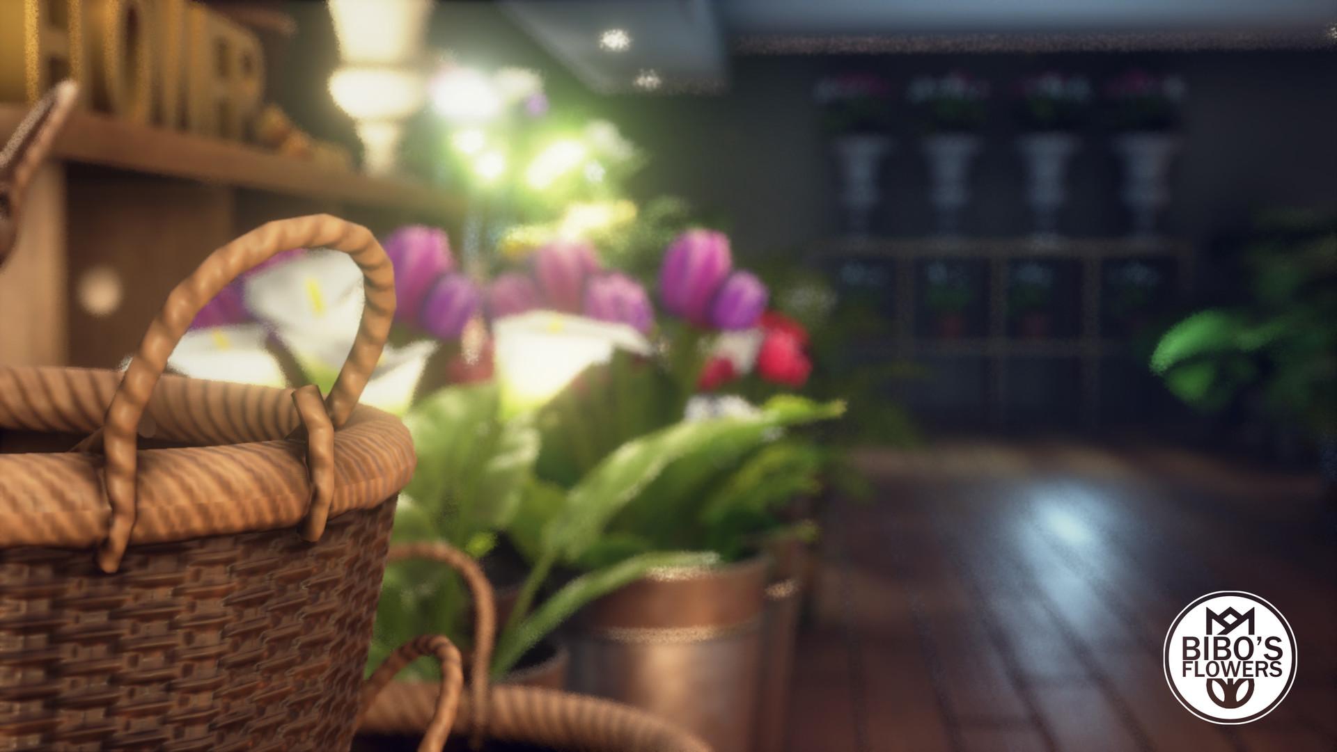Tyron dominique da gama stillshot flowershop