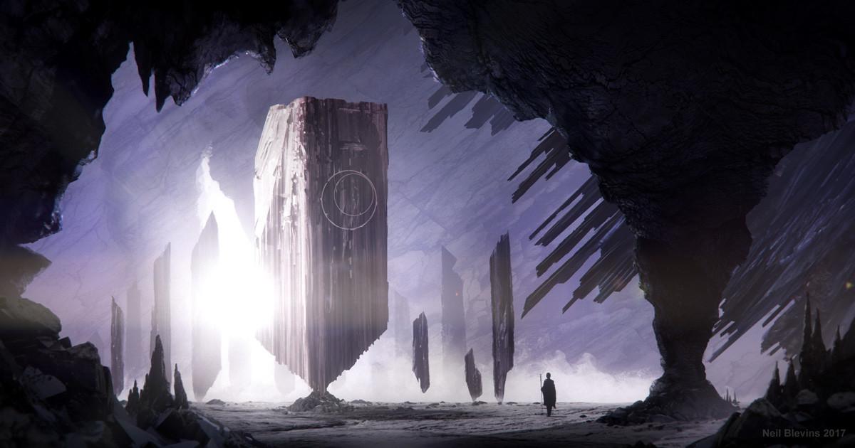 Neil blevins the crystal cavern 2
