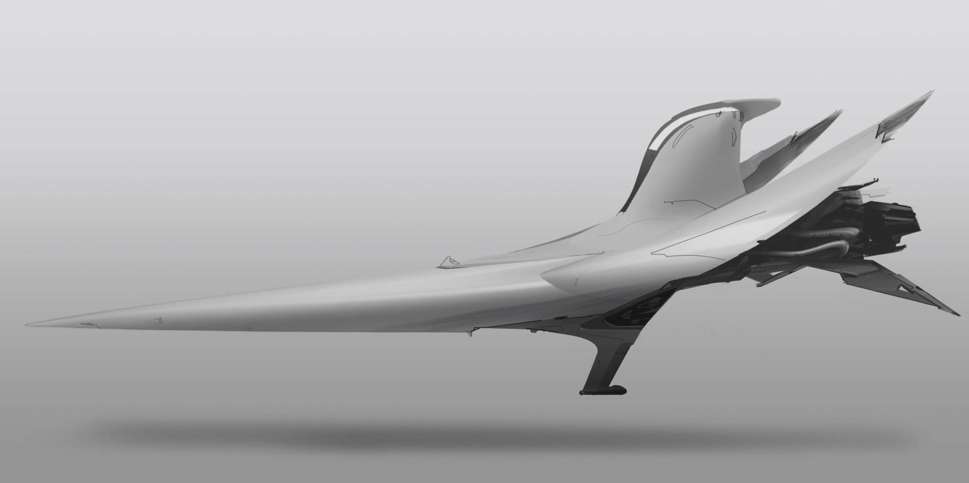German casado fraga asl spaceship 004