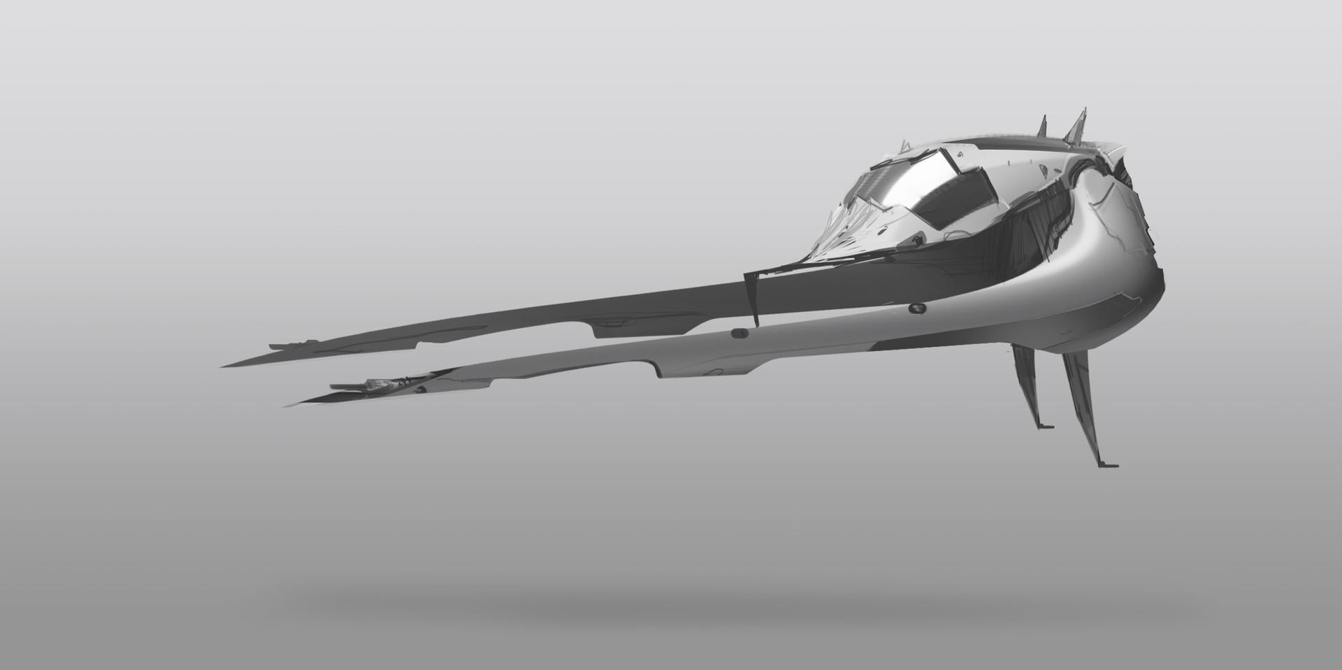 German casado fraga asl spaceship 005