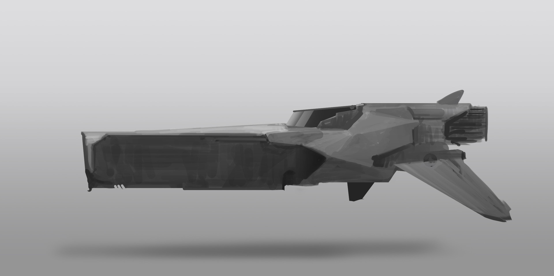 German casado fraga asl spaceship 011