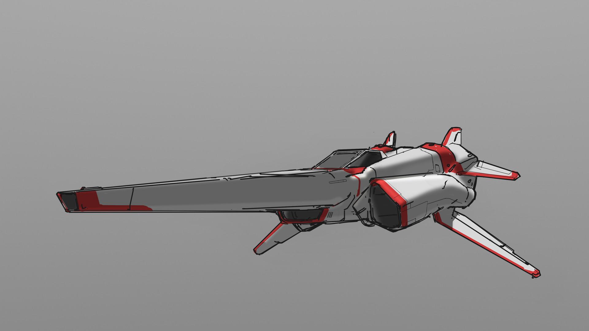 German casado fraga asl spaceship 012 v004 a
