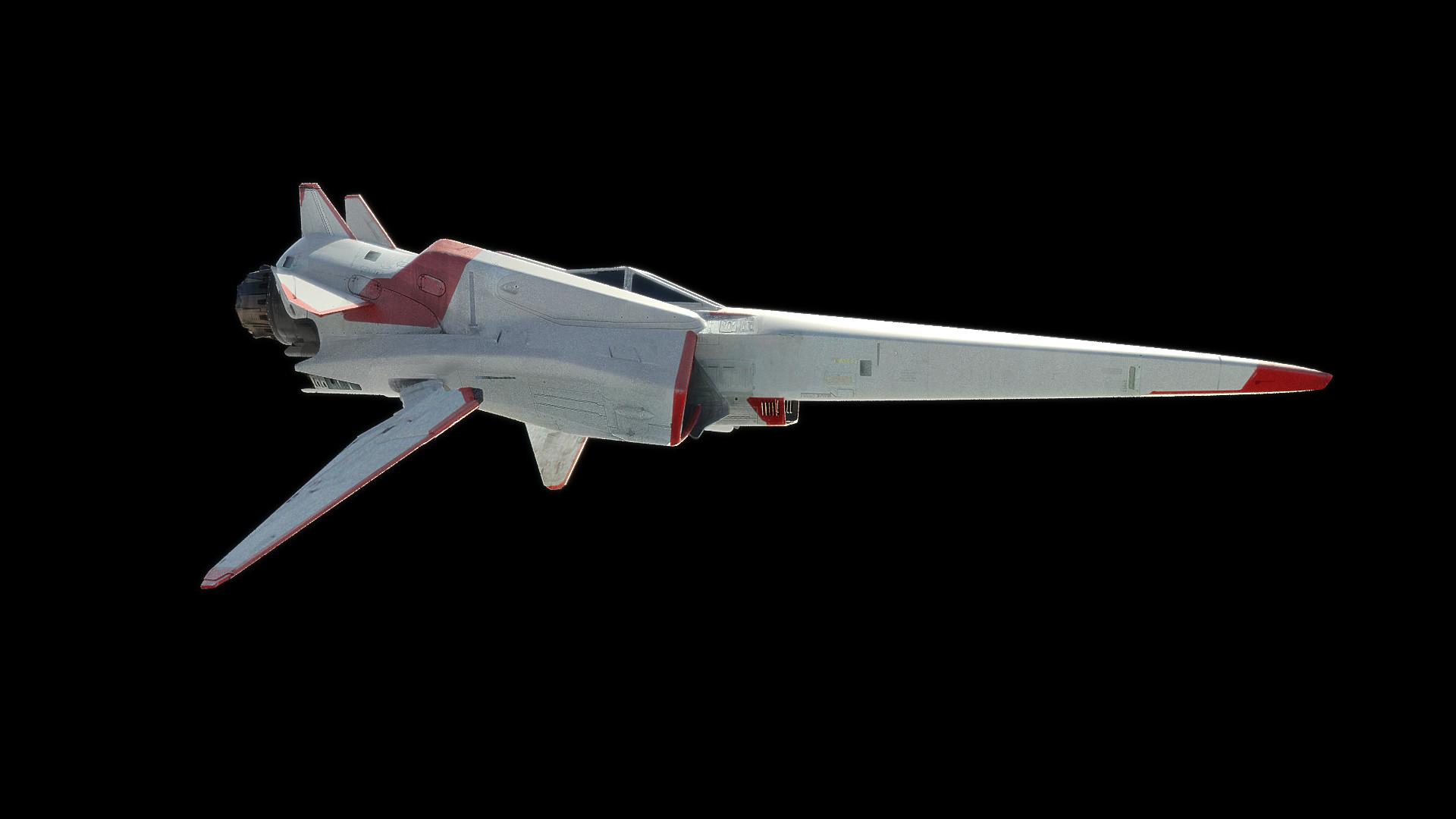 German casado fraga asl spaceship 018 a side overpaint