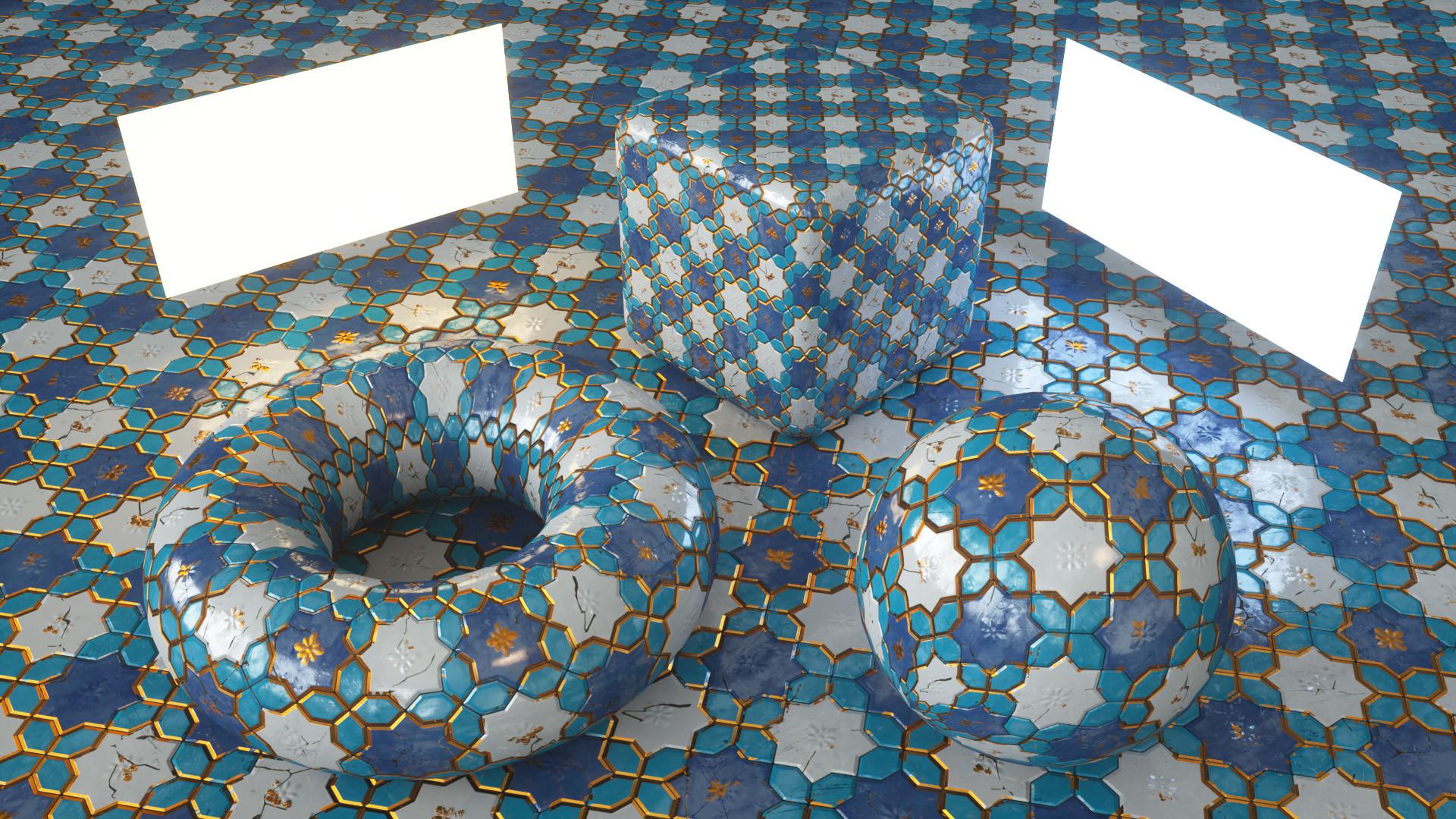 Krzysztof szrama floor tiles 1