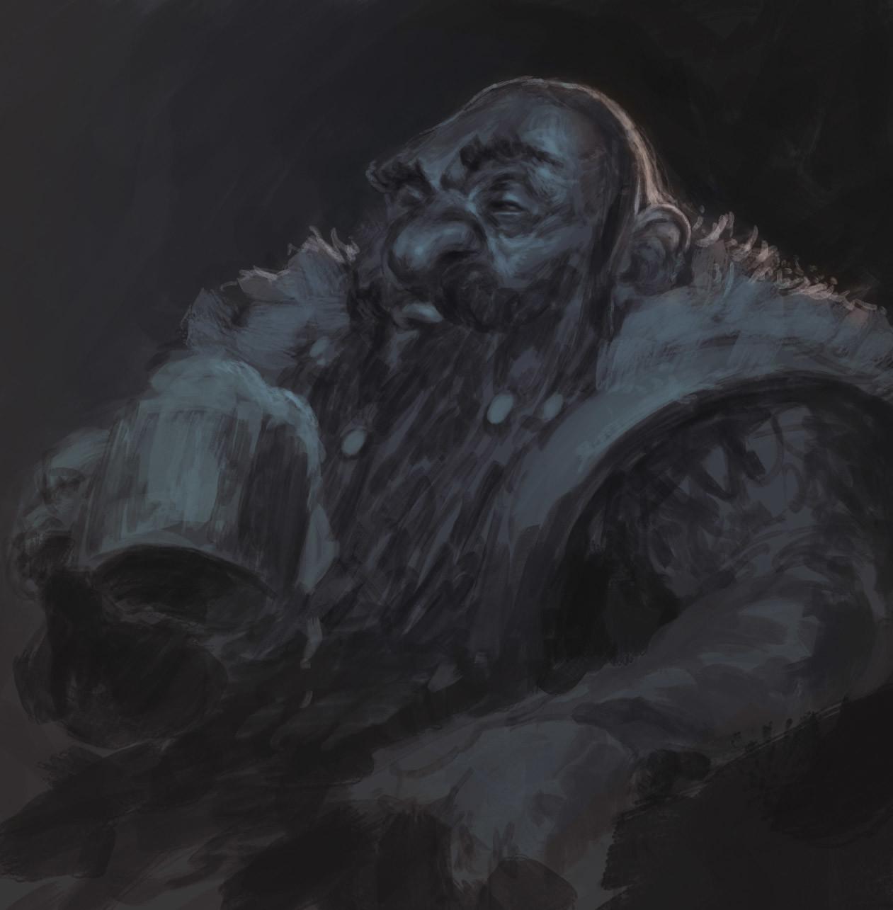 Goblin beerdrinker