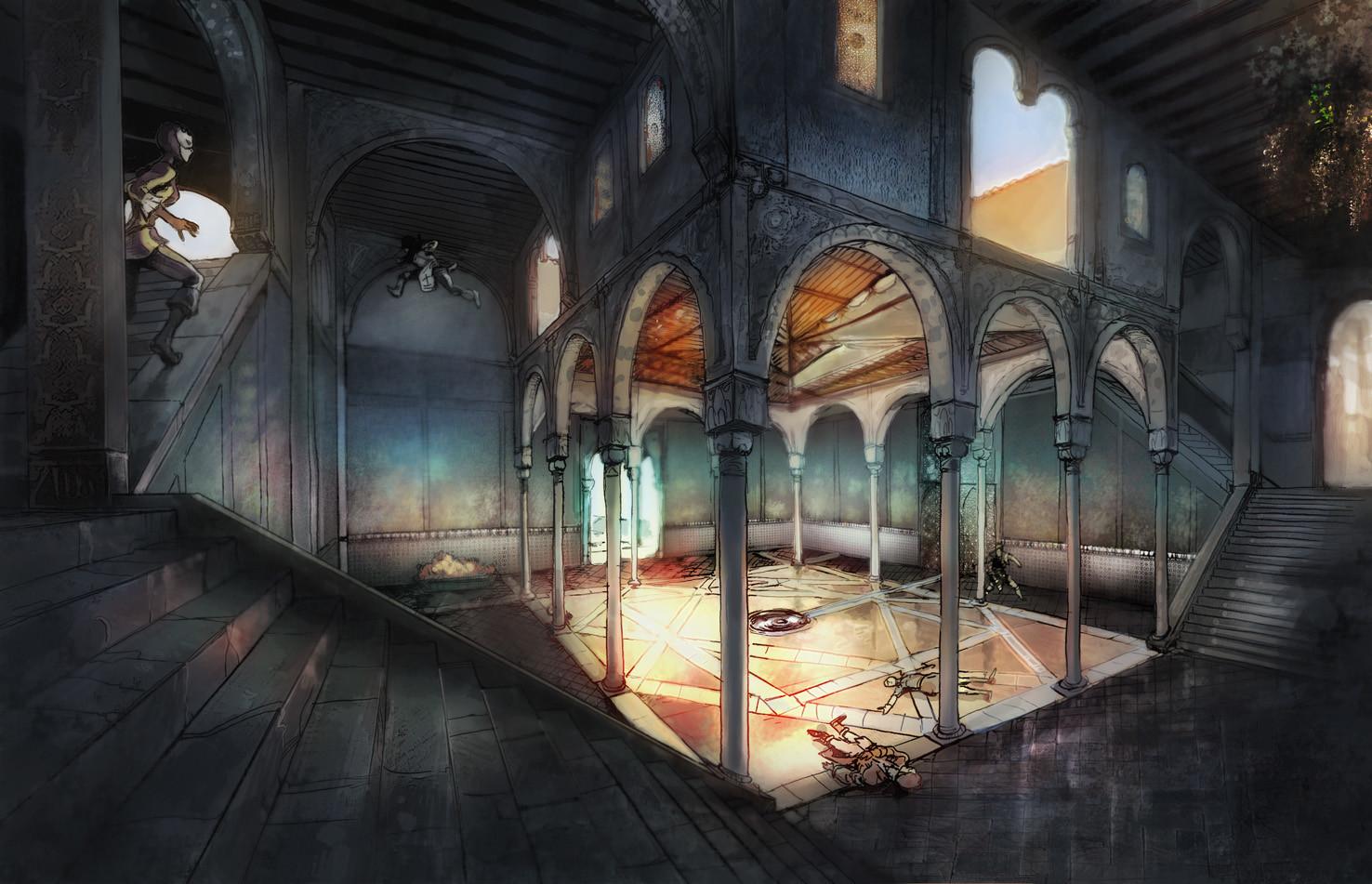 Yannick corboz al interieurs 1e