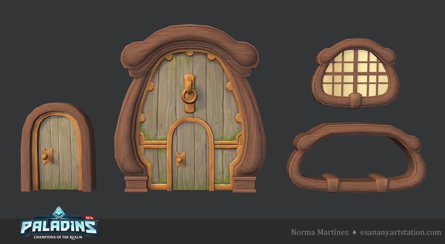 Norma martinez p doors1