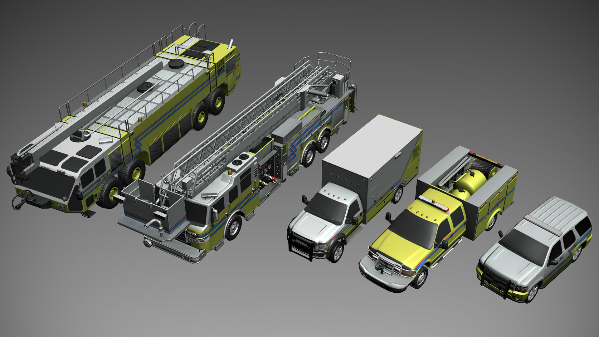 Zachary brackin fire vehicles