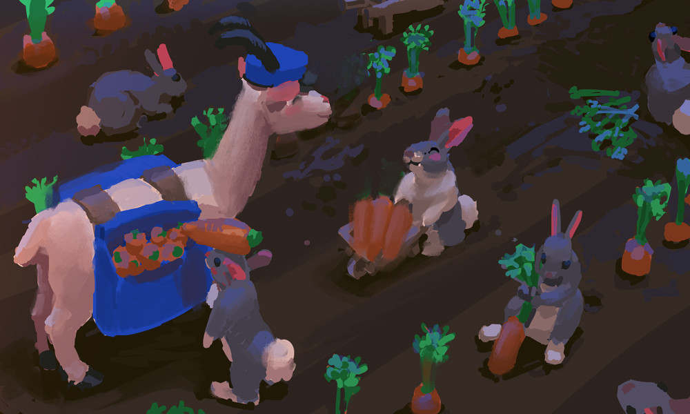Devin platts rabbit farmers