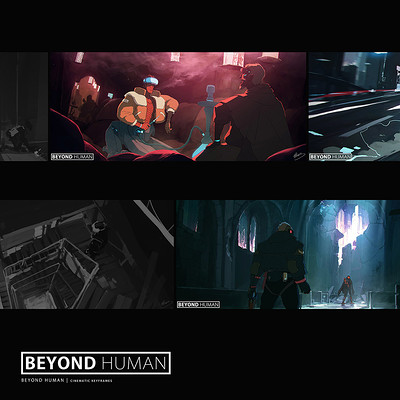 Lap pun cheung cinematic collection beyond human final keyframes 001 online