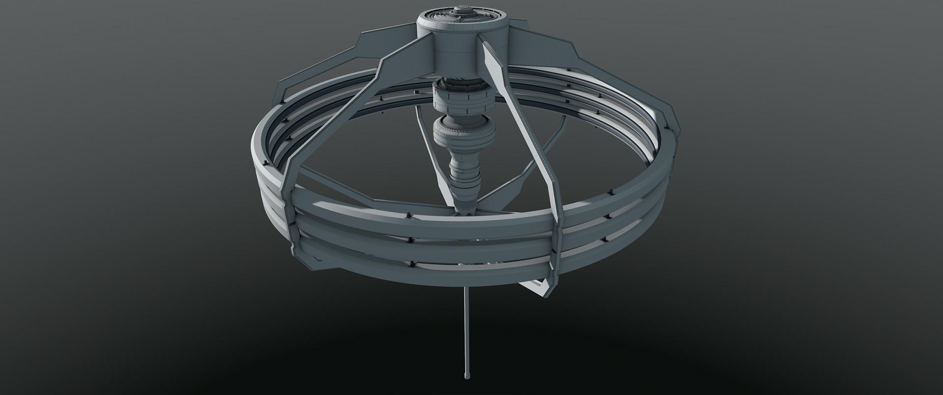 Glenn clovis spacestation concept 9 001