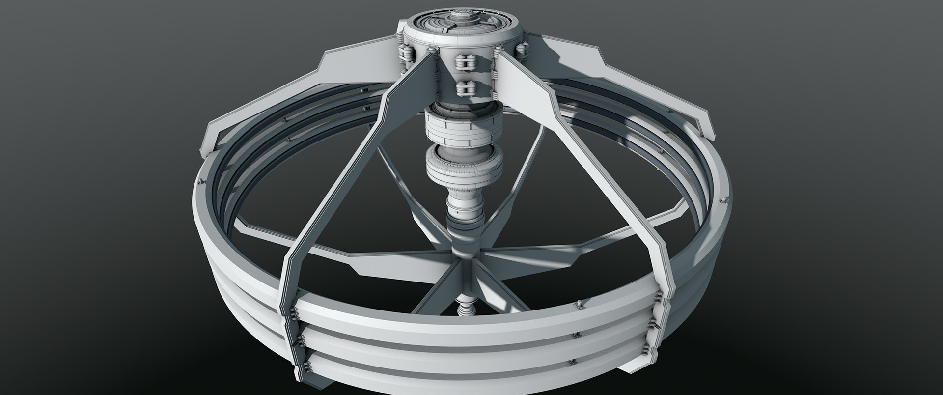 Glenn clovis spacestation concept 9 002