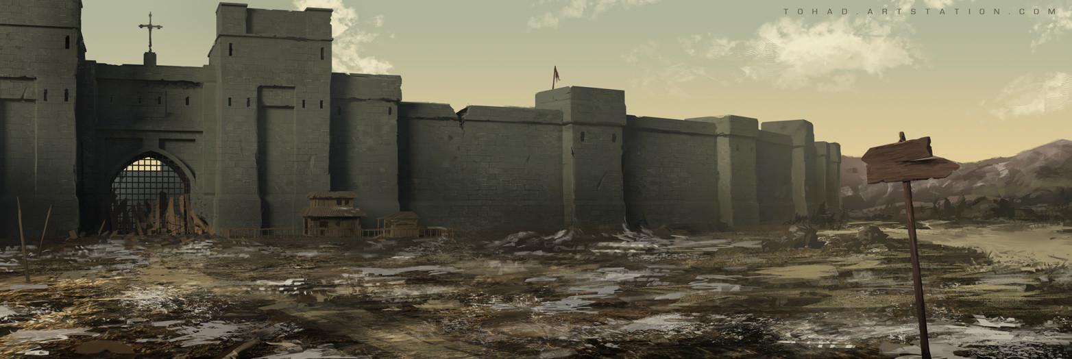 Netflix Castlevania Background : Gresit