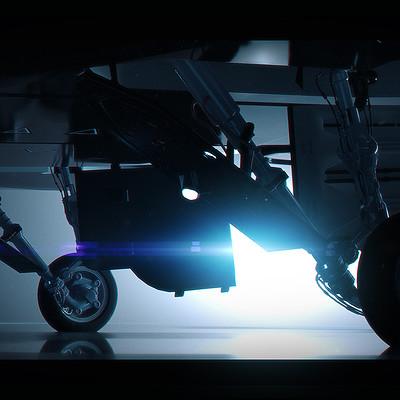 Lorenz hideyoshi ruwwe landing gear s