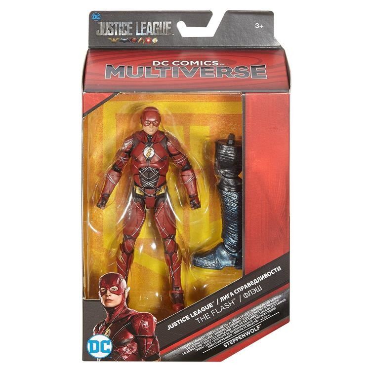 Brodie perkins mattel dc multiverse justice league the flash 004