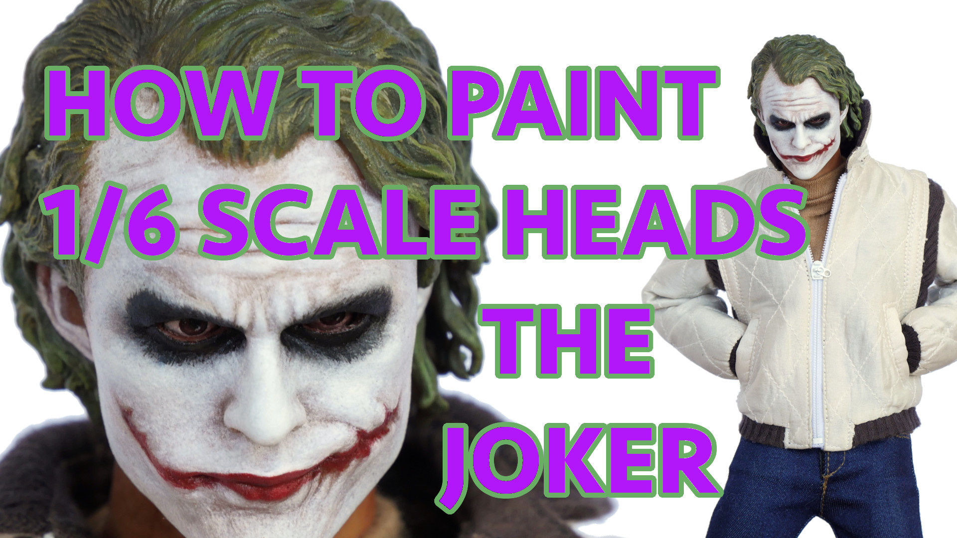Michael enea jokerheader