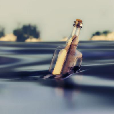 Kasia michalak letter in a bottle