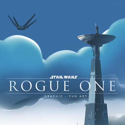 Heri irawan movie graphic rogueone