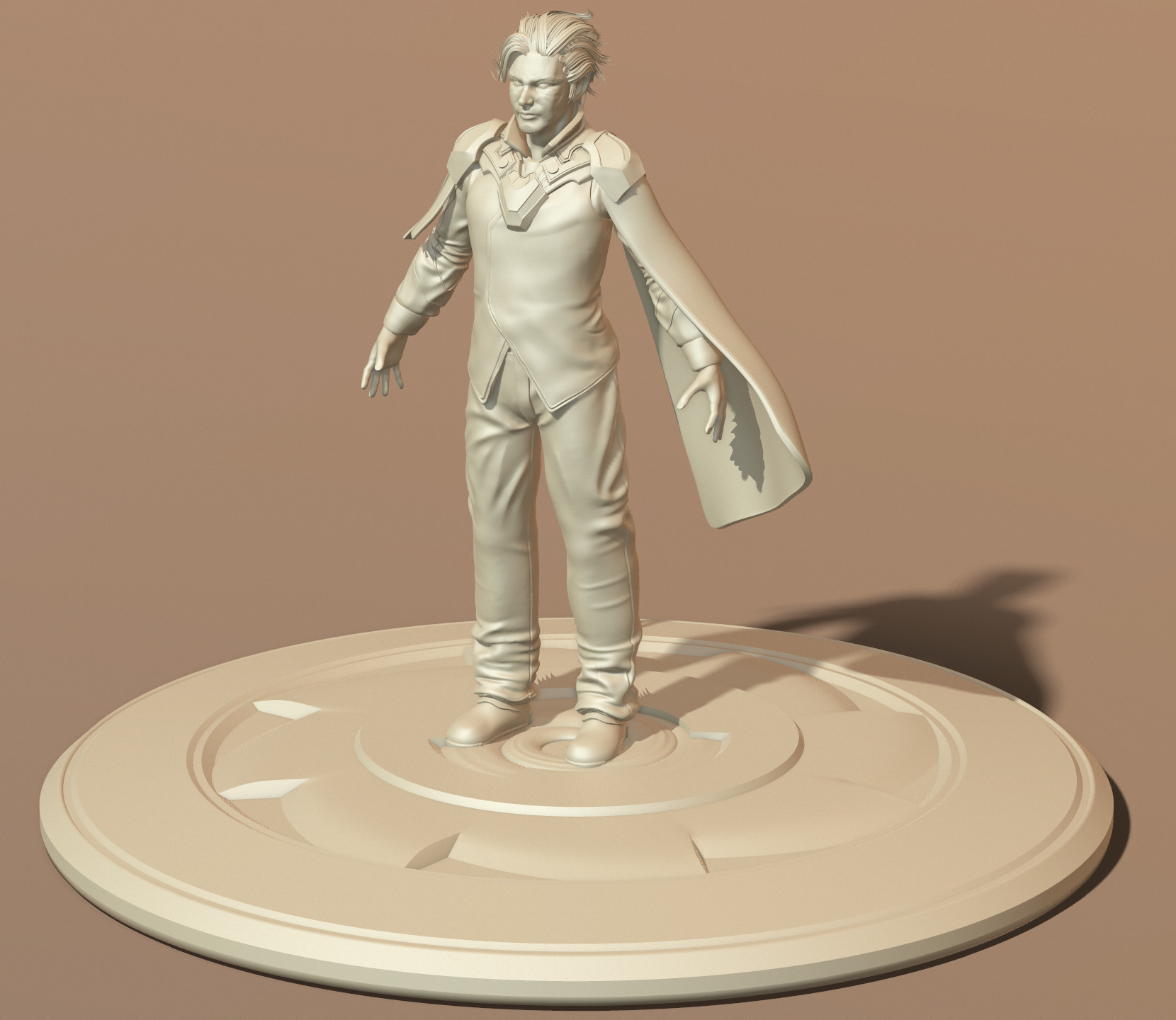 Academy Officer - Sculpt
