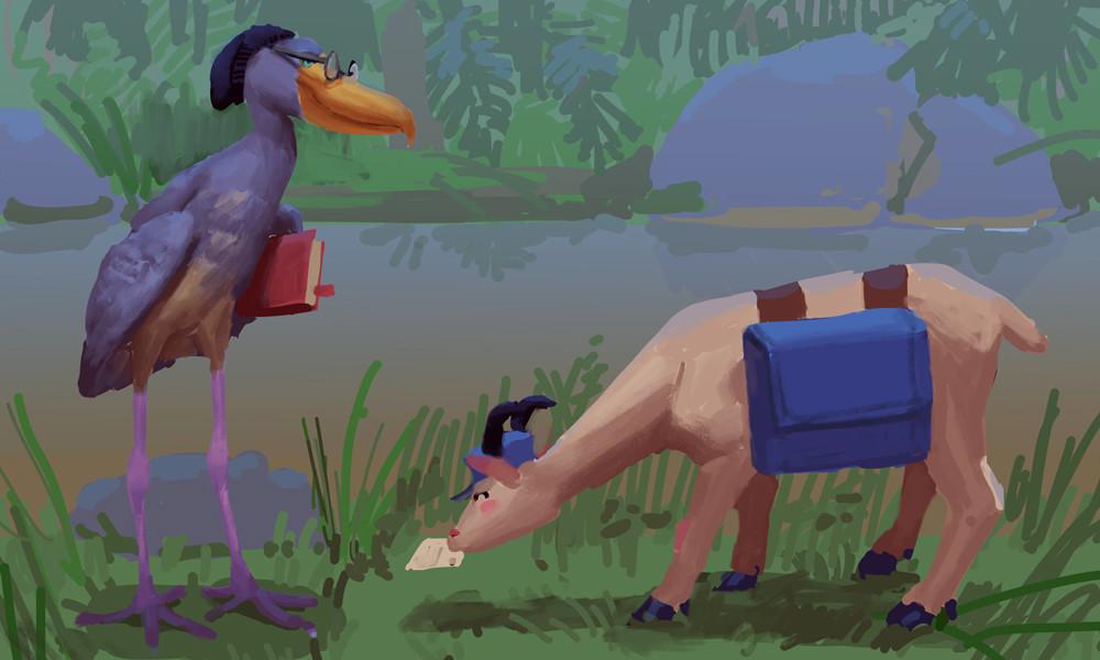 Devin platts shoebill