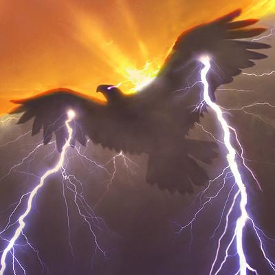 David sanhueza sanhueza immortal thunderbird