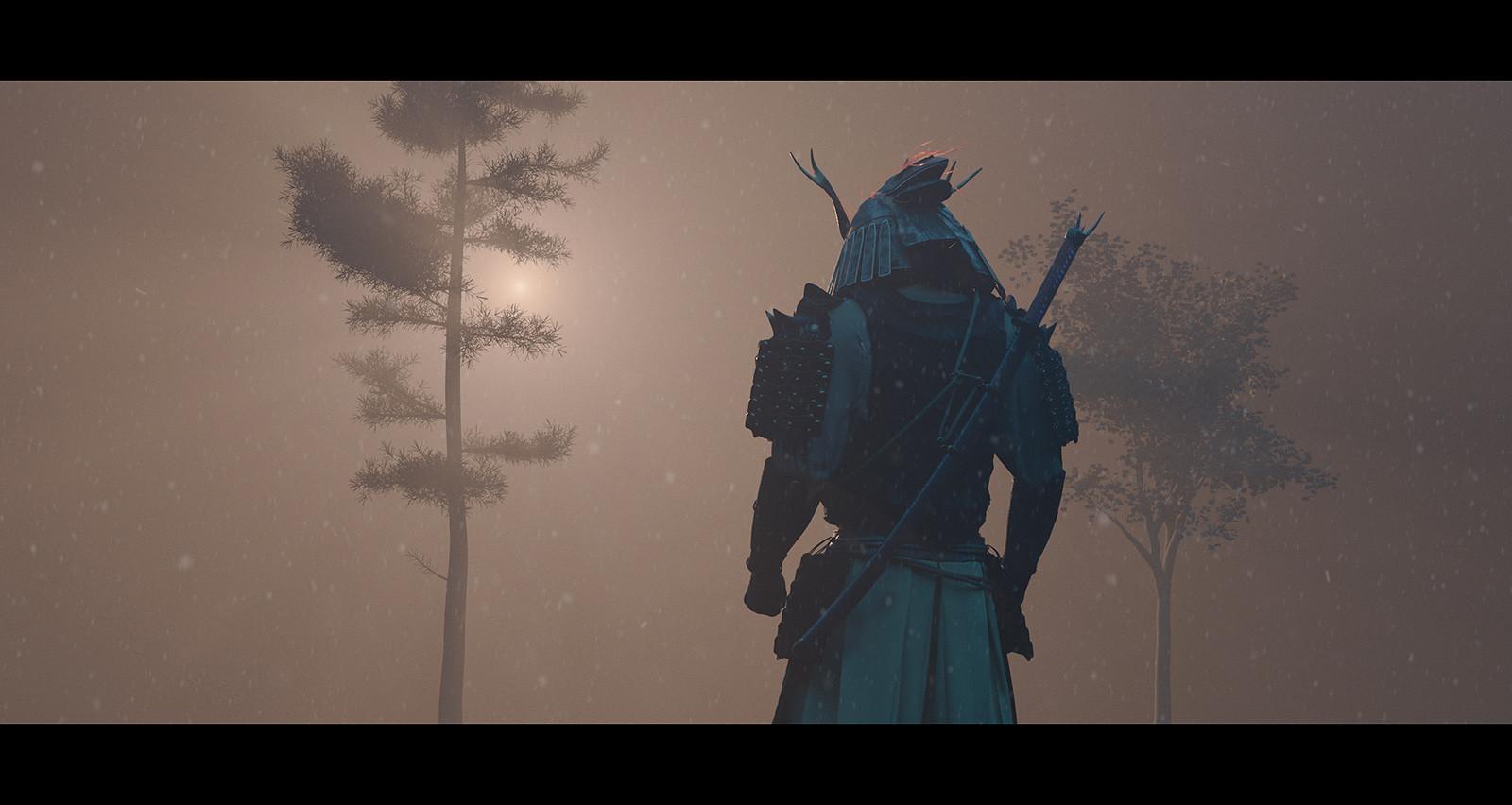 Lorenz hideyoshi ruwwe samurai cine2 s