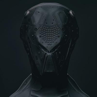 Kresimir jelusic robob3ar mech head5