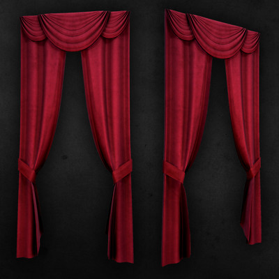 Colin rudd curtain